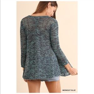 Sweaters - ⬇️ Midnight Blue Lightweight Pullover Sweater